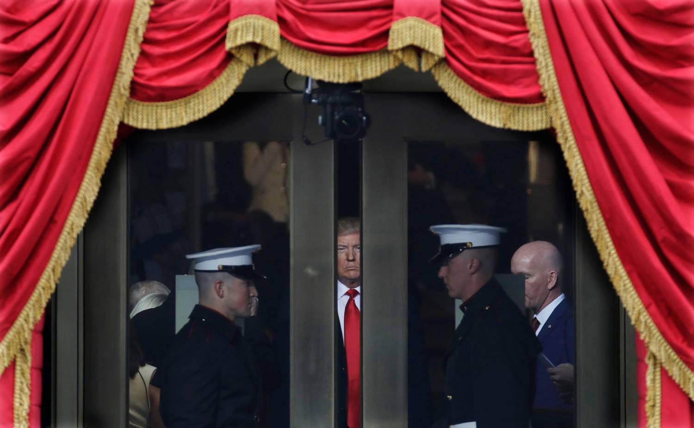 Trudeau et Peña Nieto s'entretiennent avec Trump