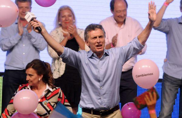 L'Argentine choisit le libéral Macri