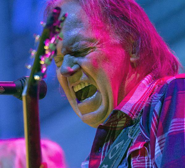 Neil Young est satisfait du changement de gouvernement