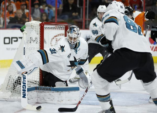 Martin Jones, la sensation de la semaine
