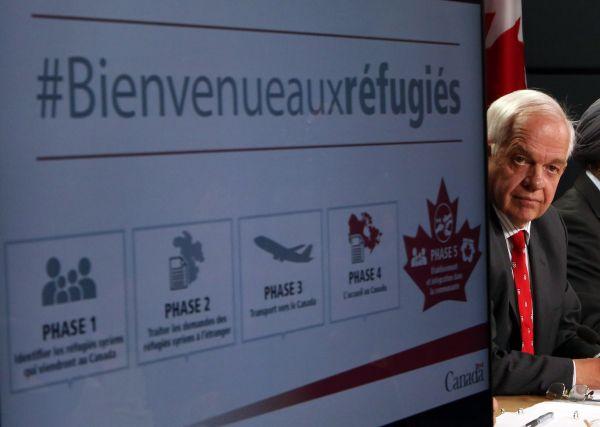 Accueil favorable du plan d'Ottawa