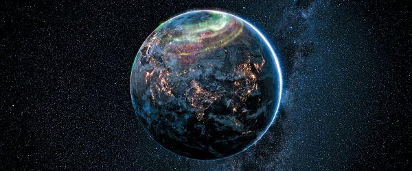 La Terre appelle l'humain
