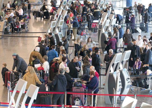 Le nombre des passagers va doubler d'ici 2034, à 7 milliards