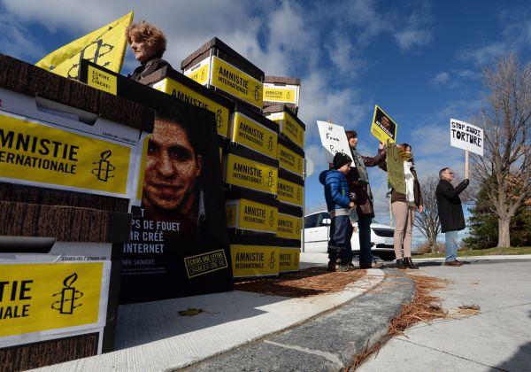 Le blogueur Badawi sur la voie de l'absolution?