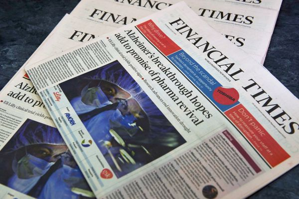 Le «Financial Times» passe officiellement sous le pavillon de Nikkei