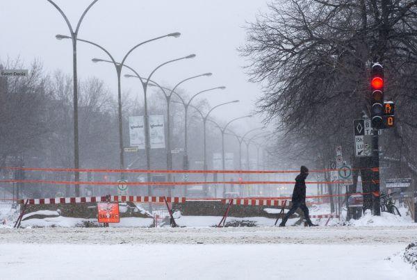Les Québécois auront un hiver plus doux