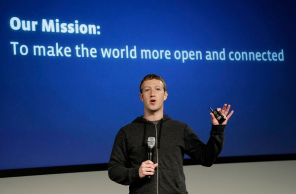 Mark Zuckerberg annonce le don de 99% de ses actions