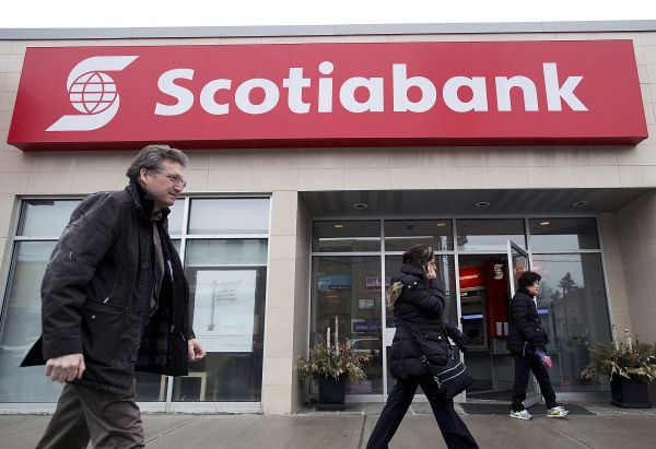 Les profits de BMO et de la Scotia continuent de grimper
