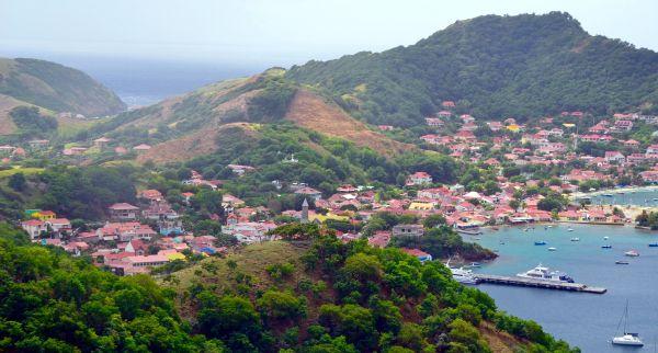 Les Saintes, un archipel béni des dieux