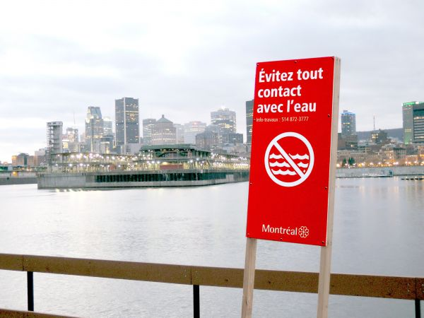 La Ville a mesuré de faibles impacts