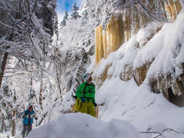 La randonnée alpine grimpe en popularité