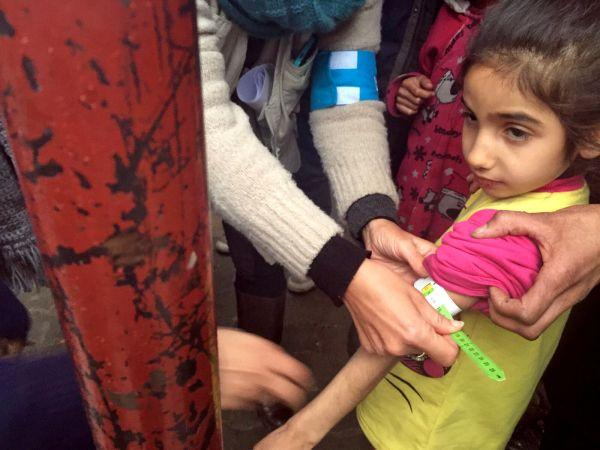 Dans une ville syrienne assiégée, la famine comme arme de guerre