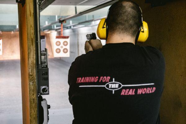 Le registre sur la ligne de tir