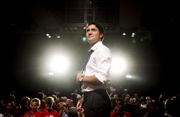 Le Canada n'en a que pour Trudeau