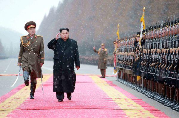 Dans l'État secret, «on ne peut même pas exclure un coup d'État de l'armée»