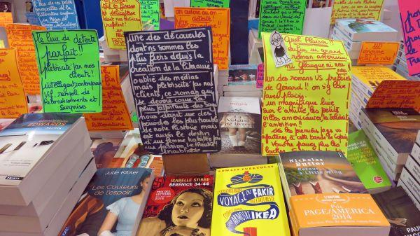 Libraire, une passion d'avenir en France