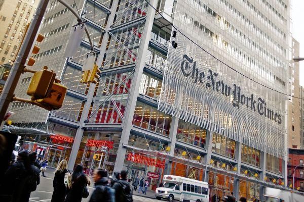 Le «New York Times» lance un site d'information en espagnol