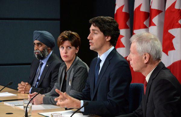 Le Canada retire ses avions  de Syrie… mais gonfle ses troupes