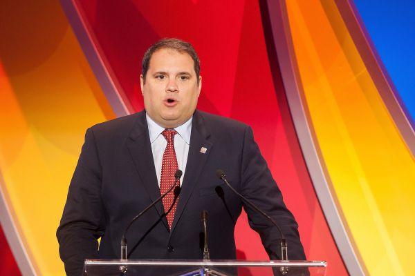 Victor Montagliani lorgne la présidence de la CONCACAF