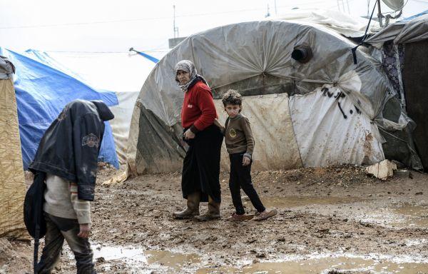 Plus d'un million de civils vivent assiégés