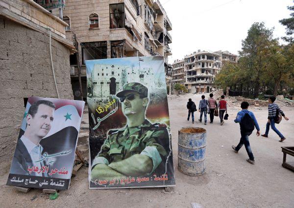 Le grand renoncement…  ou les États-Unis face au génocide syrien