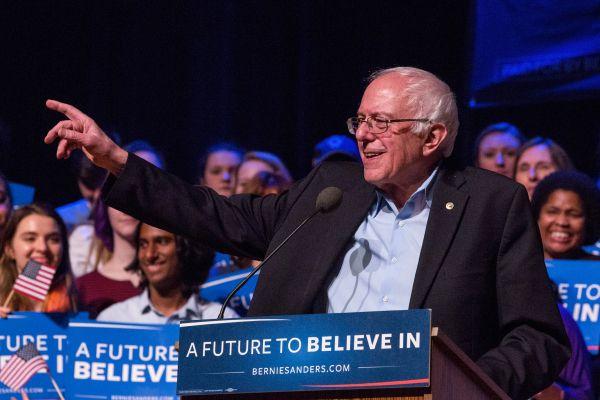 Bernie Sanders annonce-t-il l'avenir du Parti démocrate?