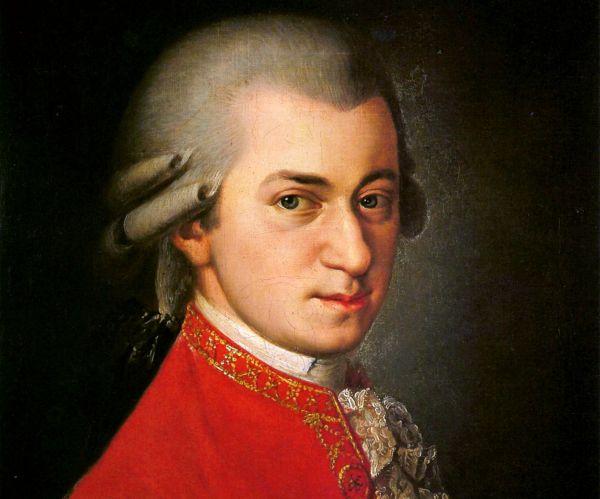 Un morceau écrit en commun par Mozart et Salieri retrouvé