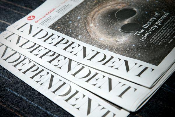 «The Independent» arrête son édition papier et passe au numérique