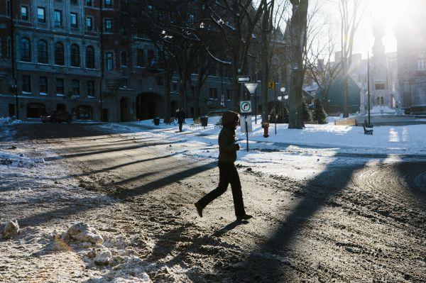 Des températures ressenties jusqu'à -40°C au Québec