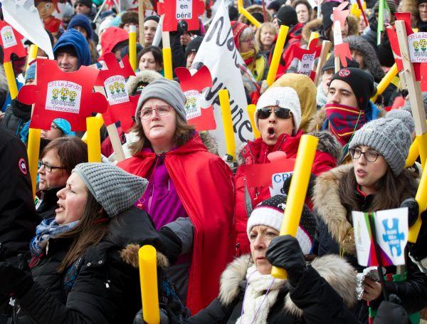 La CSQ demande à Québec de revenir à la tarification unique