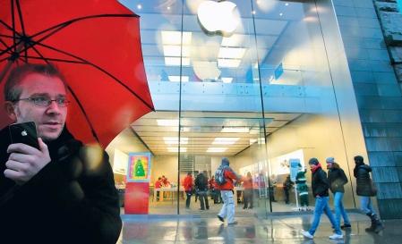 Une présence, un allié, un ami, un assistant personnel virtuel, Siri vous conseille même de prendre un parapluie selon la météo.<br />
