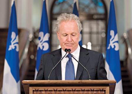 <div>  Au gouvernement minoritaire péquiste, il a souhaité du « succès », assortissant ce souhait au vœu que les différents partis présents au salon bleu sachent « emprunter le chemin de la coopération ».</div>