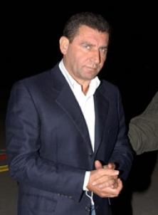 Ante Gotovina hier, lors de son arrivée à Madrid.