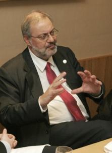 Pierre Arcand, ministre des Relations internationales du Québec