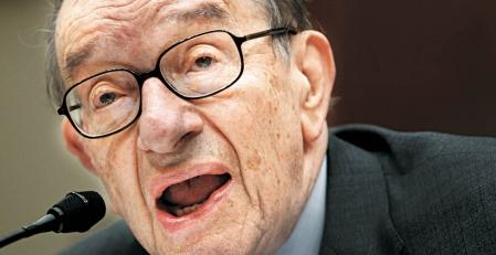 L'ancien président de la Fed Alan Greenspan a pris sa retraite au début de l'année 2006.