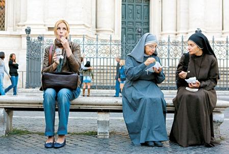 Eat Pray Love repose sur la personnalité attachante de Julia Roberts.<br />