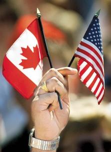 Lorsque l'on regarde des enjeux importants pour les Américains dans les organisations multilatérales — le conflit israélo-palestinien, l'embargo cubain, les mines antipersonnel, la peine de mort... —, on constate que le Canada vote beaucoup plus souvent avec la France, par exemple, qu'avec les États-Unis.<br />
