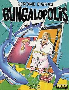L'opéra-cabaret s'inspire en partie de Bungalopolis, premier recueil des aventures de Jérôme Bigras publié en 1992 chez Logiques.<br />