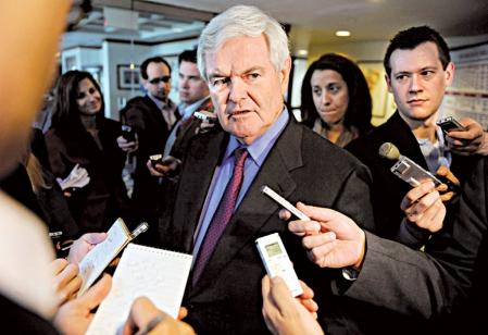 newt gingrich man of the year time. Yet Another Reason Newt is