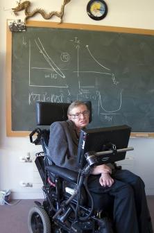Stephen Hawking<br />